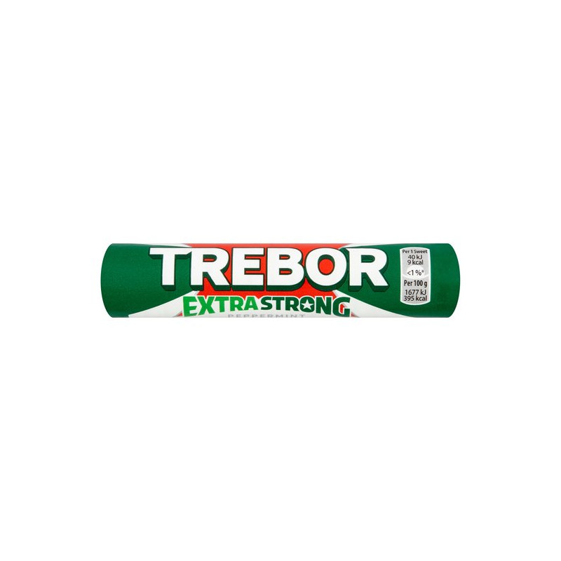 Trebor Extra Strong Roll