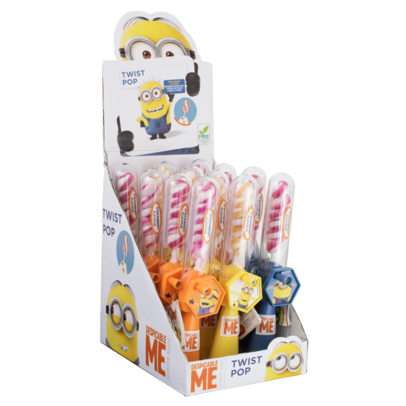 Minion Twist Pop