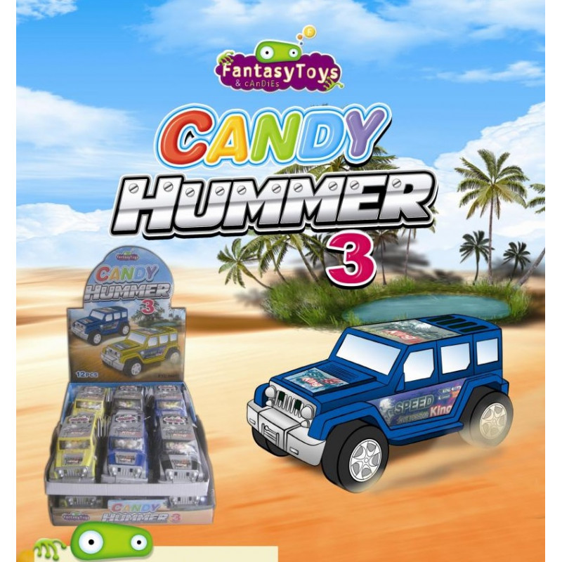 Candy Hummer Fantasy Toys