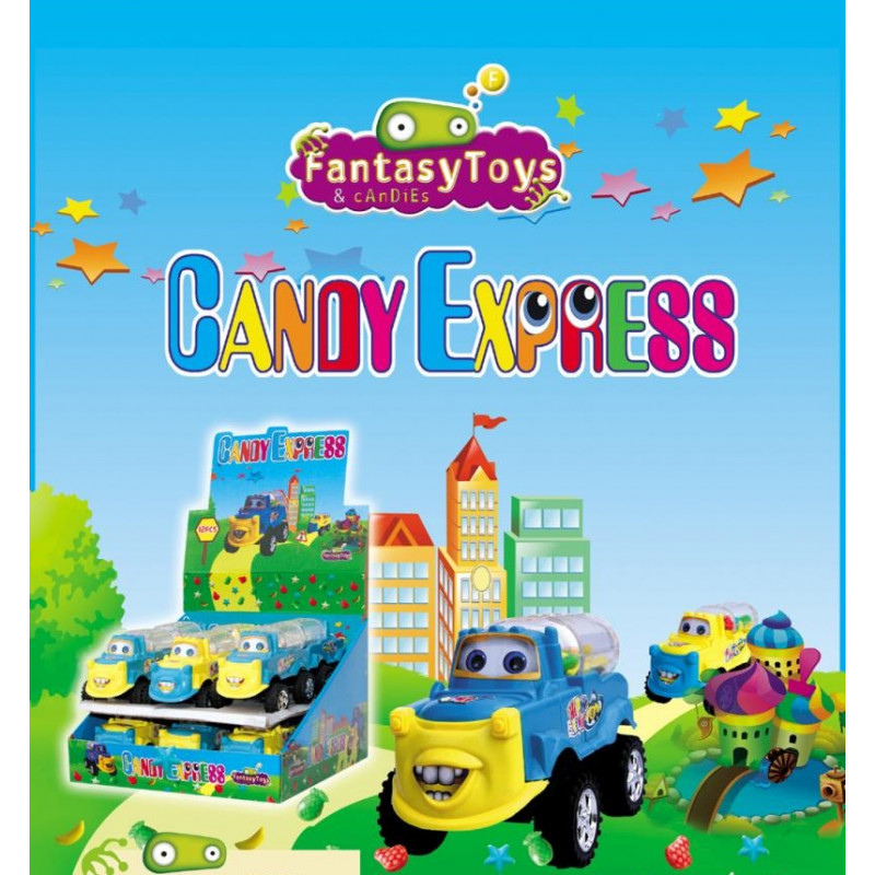 Candy Express Fantasy Toys